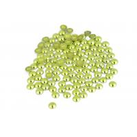 Quality Loose Stud Hotfix Dome Studs High Color Accuracy Environmentally Friendly for sale