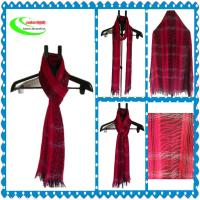 China PINK POLYESTER SCARF on sale