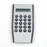 Buy cheap Promotional Calculator with Eight-digit LCD Display from wholesalers
