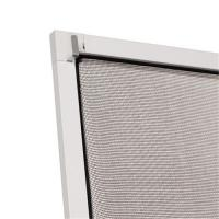 Quality Easy Removable Aluminum Window Screen Frame Adjusts & Installs Easily for sale
