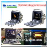 China Medical 4D color ultrasound scanner liver portable ultrasound unit kidney ultrasound color doppler on sale