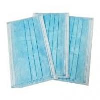 Quality Earloop 3 Ply Disposable Face Mask for sale