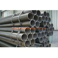 Quality Electronic Fusion Welded EFW Cold Rolled Steel Pipe For Oil , Gas Transportation for sale