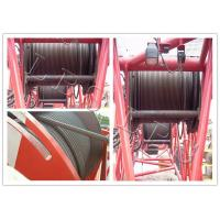 Quality Electric Power Source Windlass Anchor Winch Slow Or Fast Rope Speed 1.5 Ton Capacity for sale