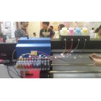 Best 1.8M Double Sided Large Format Solvent Printer 8 Color For Flex Banner wholesale