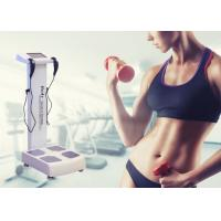 Quality Segmented Body Composition Analyzer / Fat Percentage Monitor For Clinic Human Healthy Test for sale