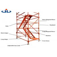China High Performance Kwikstage Scaffolding Components Quick Lock Scaffolding System on sale