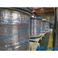 Quality Nickel Alloy Alloy 825 / N08825 Welded Coiled Tubing 12.7 *1.24mm Super Long for sale