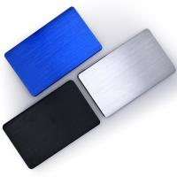 Quality 2017 New Arrive Aluminum Alloy 2.5 Inch Usb 3.0 To Sata External Hdd Enclosure 2tb Hard Drive Case for sale