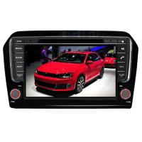 Quality Touch Screen VOLKSWAGEN GPS Navigation System / dvd gps navigation system for sale