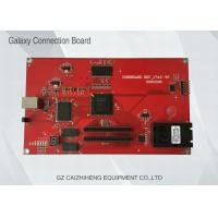 Quality Gakaxy UV Flatbed Inkjet Printer PCB , Red Galaxy Connection Board for sale