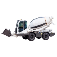 Buy cheap self loading concrete mixer truck H4000 (4 m³, integrated chassis) from wholesalers