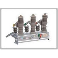 Quality ZW32 Three - Phase AC 24kv / 11kv   Voltage Outdoor vcb Vacuum Circuit Breakers for sale