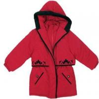Buy cheap Polyester peach skin coat from wholesalers