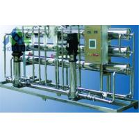 Quality 20 T / H Seawater Desalination Equipment , Portable Water Desalination Systems for sale