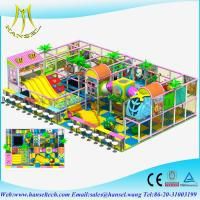 Quality Hansel soft padded playground pvc soft indoor playground for sale
