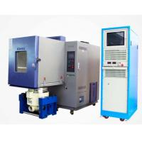 Quality Temperature And Vibration Combined Climatic Test Chamber CE / ISO 9001 Approved for sale