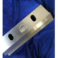 Quality High Precision Plastic Granulator Blades HRC 56-58 Hardness Wear Resistance for sale