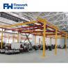Buy cheap Finework Single Beam Double Beam KBK Light Crane System from wholesalers