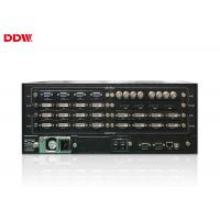 Quality 2 split ~ 4 split screen Video Wall Scaler Support large - screen image freeze DDW-VPH1515 for sale