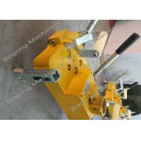Quality Hidden Joint Auxiliary Machinery Electric Seamer For Metal Roofing Panel for sale