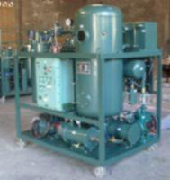 Quality Turbine Oil Vacuum Oil Regeneration Purifier for sale