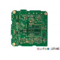 China 94V-0 Printed Circuit Board FR4 PCB Board for Security Monitor Controller on sale