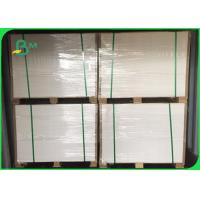 Buy cheap 250g Environmental Protection High Stiffness Ivory Board Paper In Sheet from wholesalers