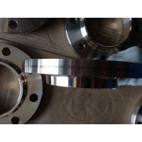 Quality C70600 CuNi 90/10 WN flange for sale