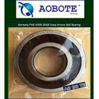 Buy High Precision Fag Roller Deep Groove Ball Bearings 6308-2RSR ISO at wholesale prices