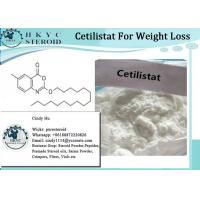 China Weight Loss Steroids Raw Powder Cetilistat For Treating Obesity CAS 282526-98-1 on sale