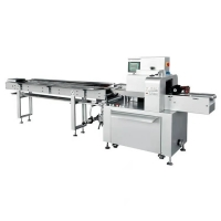Quality Stainless Steel Vegetable Horizontal Wrapping Machine for sale
