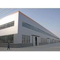 Quality prefab steel structure frame metal building warehouse with material Q345B Q355 for sale