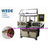 Quality Professional Automatic Armature Winding Machine For Hook Commutator for sale