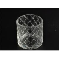 Best Modern Soda Lime Glass Tea Light Candle Holders Small Heat Proof wholesale