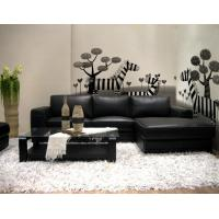 Quality Black Non Toxic Customized Home Living Room Animal Wallpaper, Wall Sticker DW-006 for sale