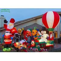 Best Colorful Inflatable Advertising Products Outdoor Inflatable Christmas Decorations wholesale