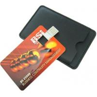 China Paypal Accepted Free Logo Credit Card USB Drive (C-79) on sale