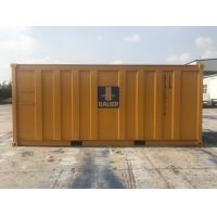 China 20 Foot Sewage Container Water Treatment Special Easy Operation High Strength on sale