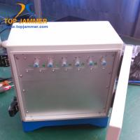 Buy 6 Bands 90W Waterproof High Power Jammer Blocker 3G 4G Mobile Signal Prison at wholesale prices