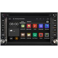 Quality Universal Android Nissan Sentra DVD Player 2 Din Sat Nav Car Stereo 2007 - 2012 for sale