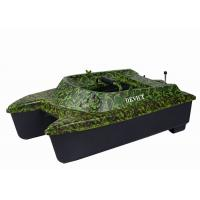 Quality DEVC-308 camouflage remote control fishing bait boat style radio contor for sale
