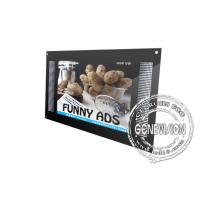 China 32 inch Indoor Wall Mount LCD Display Systems for Supermarket on sale