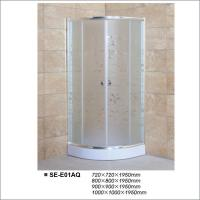 China Acid Glass Sliding Door Shower Enclosures Modern Style For Hotel And Home on sale