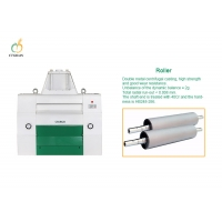 China PLC Control Length 600mm Atta Roller Mill Machine for sale