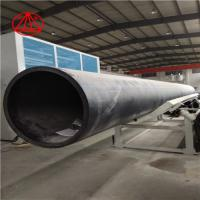 China HDPE PE100 PE80 Plastic Drainage Pipe ISO4427 Standard Sabic P6006 YGH041 Raw Materials on sale