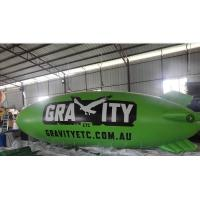 China Festival Customized Inflatable Advertising Balloons For Wedding Logo Printing 8m Blimp on sale