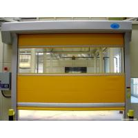Quality High speed roll up door insulated high speed shutter pvc door industrial door for sale
