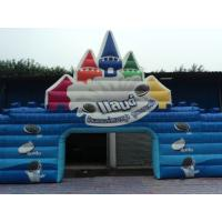 China Inflatable Advertisement Wall / Inflatable Advertisment Special Design For Sale on sale