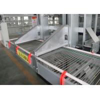 Quality Eco - Friendly Automatic Egg Collection System Low Egg Breaking Rate for sale